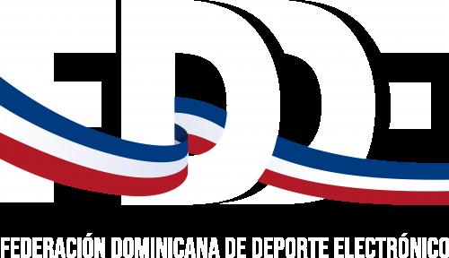 Logo FDDE Isologo Aplicacion fondo Oscuros Oficial